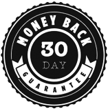 30-day Guarantee badge