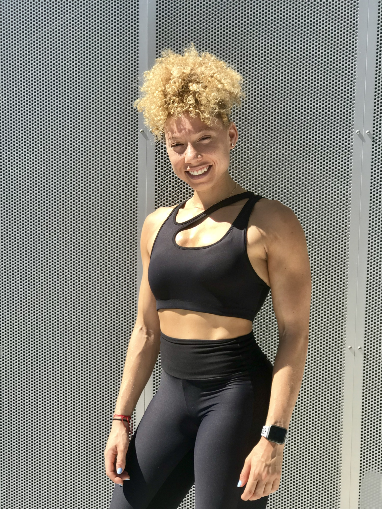 Paris Nunn - Miami-Based Fitness Trainer